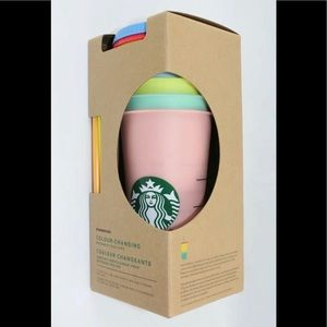 Starbucks 2019 Color Changing Cups